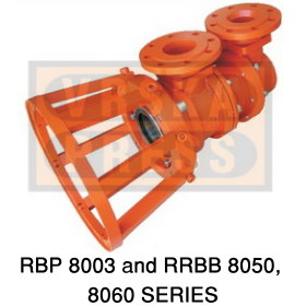 .: RBP 8003 and RRBB 8050, 8060 SERIES