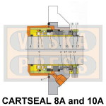 .: CARTSEAL 8A and 10A